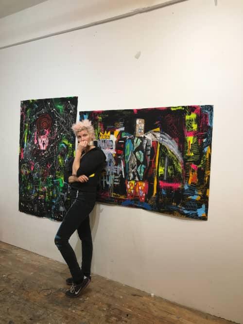 Artist Bridget Griggs - Paintings and Art