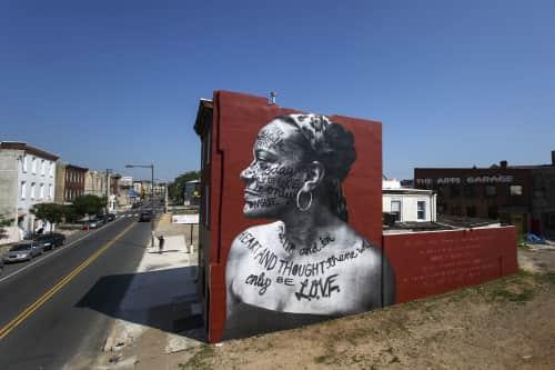 Patricia Barrera - Murals and Art