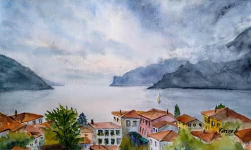 Karine Andriasyan - Paintings and Art