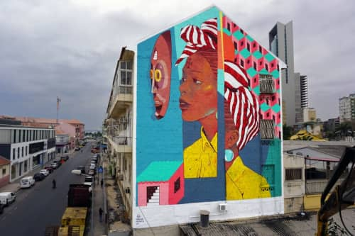 VERKRON - Murals and Art