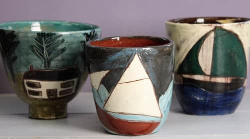 Anne Barrell Ceramics - Sculptures and Art