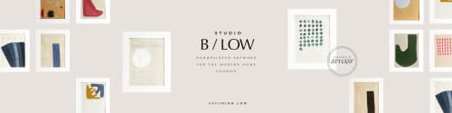 Studio B/LOW - Paintings and Art