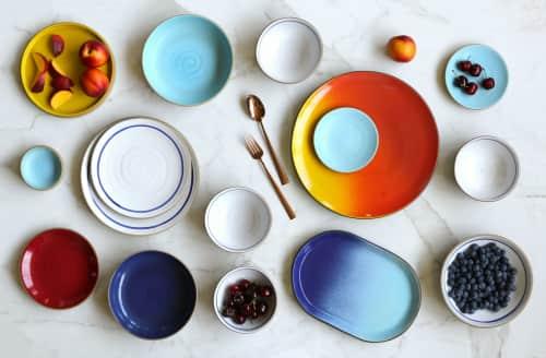 Jono Pandolfi - Plates & Platters and Tableware