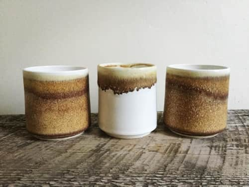 Kreg McCune Pottery - Cups and Plates & Platters