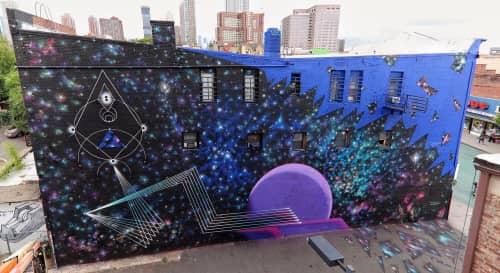Marina Zumi - Murals and Street Murals