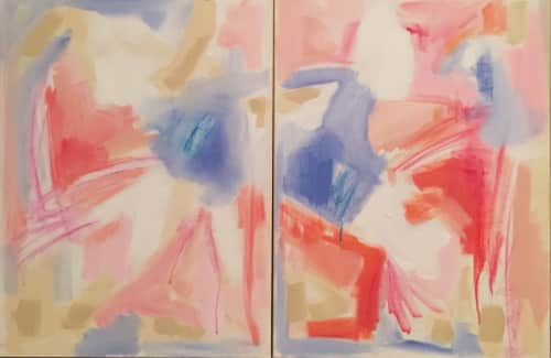Leslie Milsten - Paintings and Art