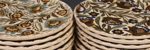 Audry Deal-McEver Pottery - Tableware and Planters & Vases