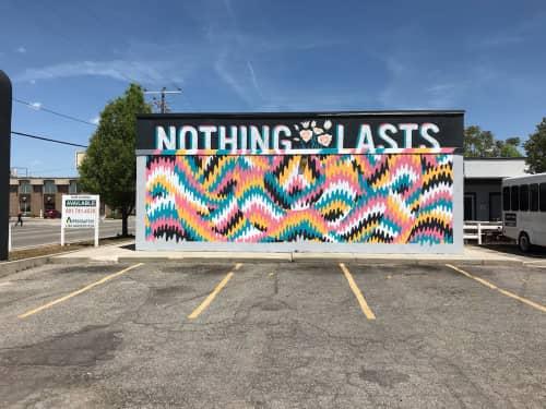 Evan Jed Memmott - Street Murals and Public Art