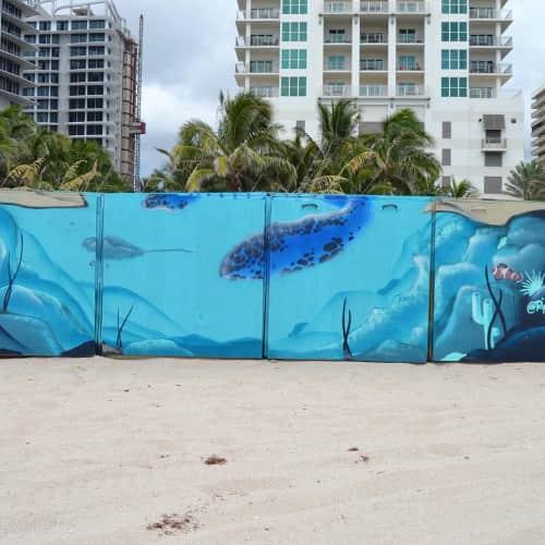 Ripes - Street Murals and Murals