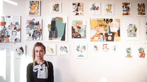 Emily Kepulis - Paintings and Murals
