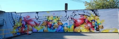 Taka Sudo - Murals and Art