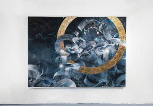 Leo Shallat - Murals and Art