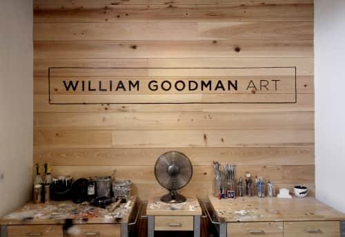 William Goodman Art - Paintings and Murals