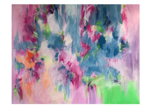 Anne-Maree Wise Artist - Art Curation and Paintings