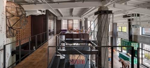 loft buro - Interior Design and Renovation
