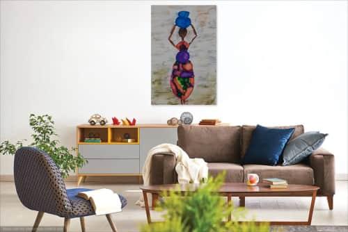 Lili John - Art and Planters & Vases