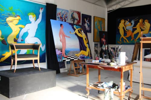 Richard Payne - Art and Public Sculptures