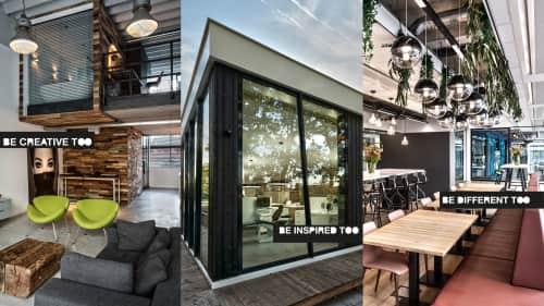 B-TOO interieurarchitecten - Interior Design and Renovation