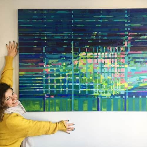 Seçil Erel - Paintings and Art