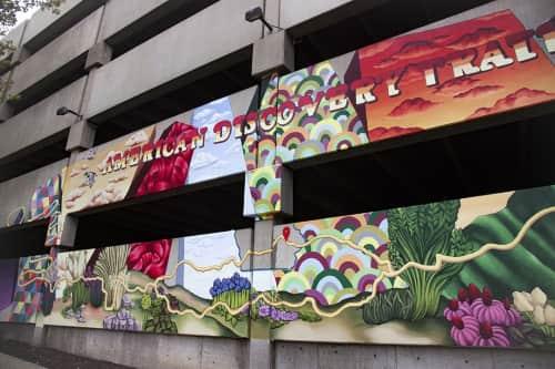 Ali Hval - Art and Public Art