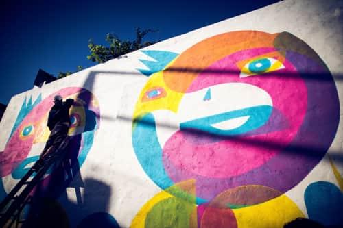 Prozak - Art and Street Murals