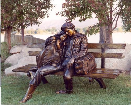 George Lundeen - Public Sculptures and Sculptures