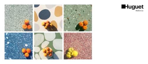 Huguet Mallorca - Tiles and Curtains & Drapes