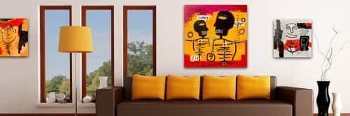 Soren Grau - Paintings and Tableware