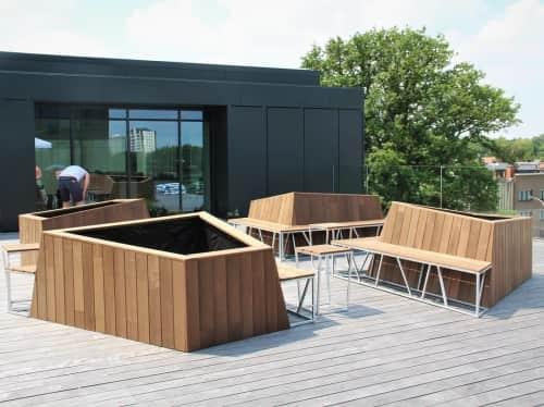 Lennart Van Uffelen i - Furniture and Interior Design