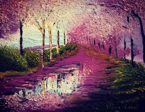 Roxane Gabriel Art - Paintings and Art