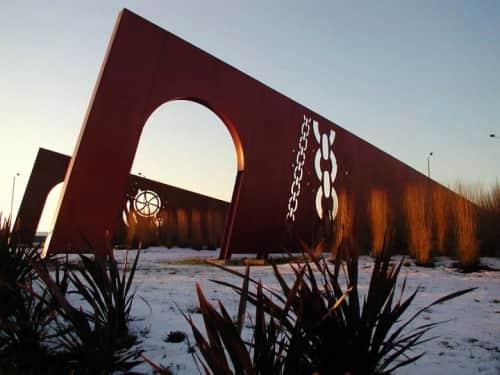 Bews Gorvin - Public Sculptures and Sculptures