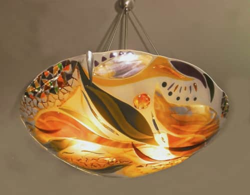 Bonnie Rubinstein Glass Studio - Art and Lighting