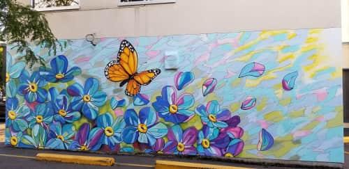 Judy's Custom Art - Murals and Paintings