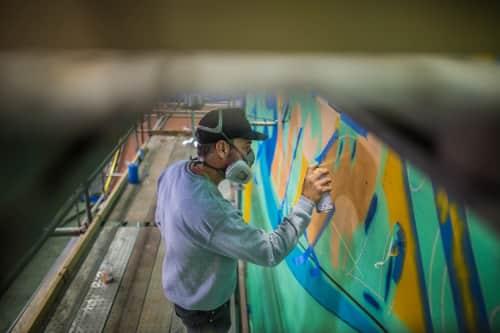 Teddy Kelly - Art and Street Murals