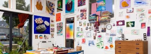 Britt Dorenbosch - Paintings and Art