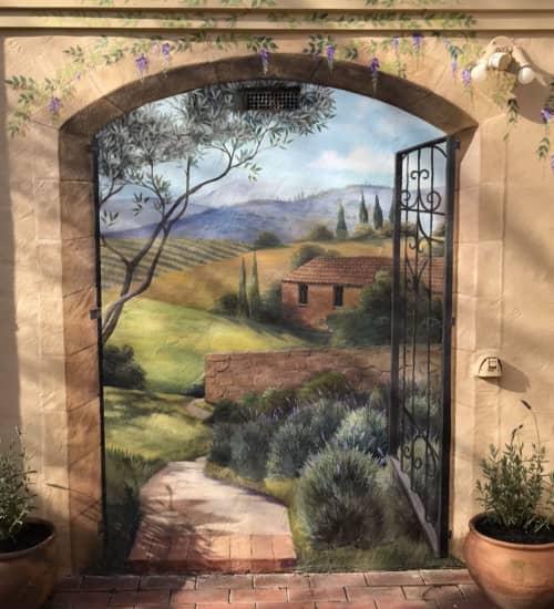 John Lawry - Murals and Art