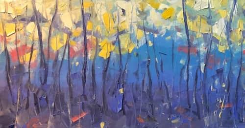 Lelia Davis - Paintings and Art