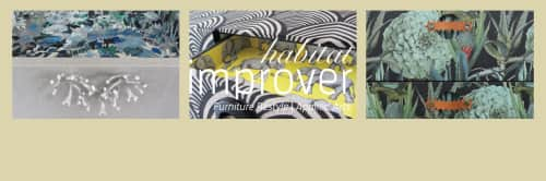 Habitat Improver - Furniture Restyle and Applied Arts - Furniture and Art