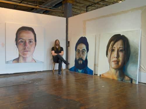 Benjamin Parks - Paintings and Art