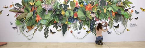Clare Celeste - Murals and Wall Hangings