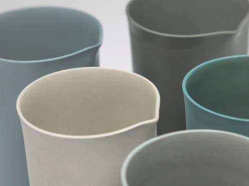 Ceramik B. by Basma Osama - Plates & Platters and Tableware