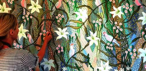Eliza Piro - Paintings and Art