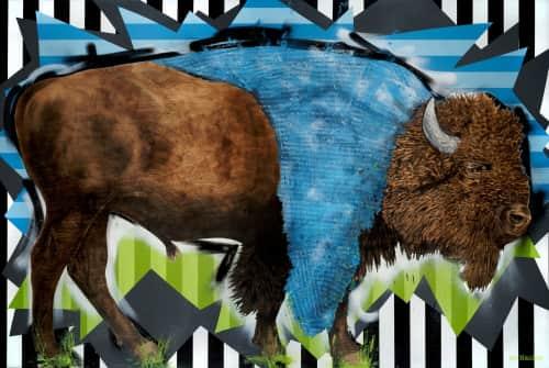 Ari Hauben Art - Paintings and Wall Hangings