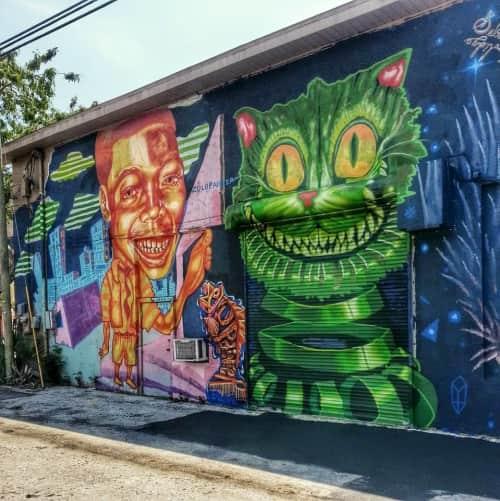 Zulu Painter - Street Murals and Public Art