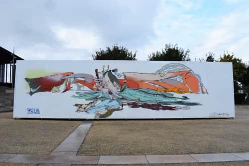 Vilx - Murals and Street Murals