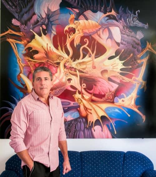 Temesvari Art - Paintings and Art