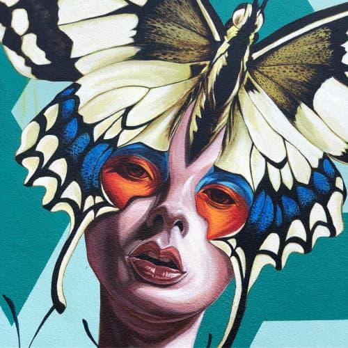 Tony Philippou - Murals and Street Murals