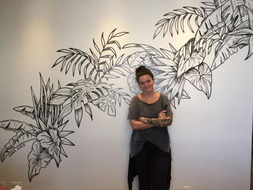 Sara Dias - Murals and Art