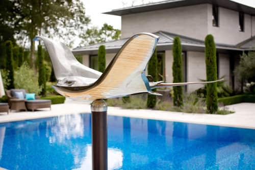 Andy Baerselman - Public Sculptures and Sculptures