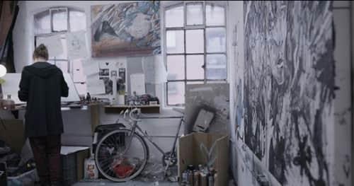 Cal Lewis - Murals and Street Murals